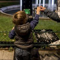 Oeuvre Réflexion électrique à Nuit Blanche 2016
